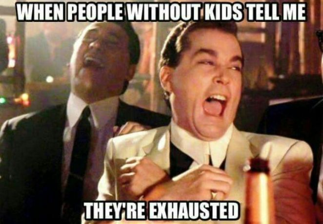 people without kids